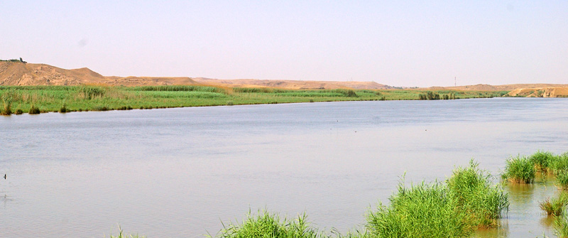 Little Zab river